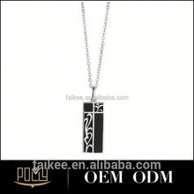 2015 high quality silver jewelry gps pendant