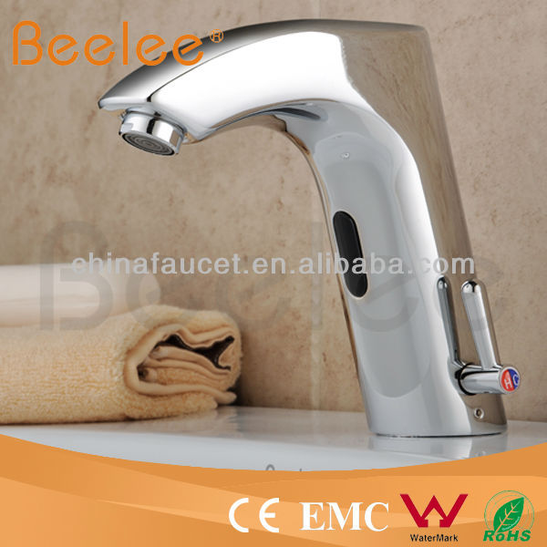 Automatic Infrared Sensor Mixer with Cold and Hot Water