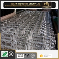 Hoo! Hoo! Hoo! OEM Directly Supplied Ventilated Gi Aluminum Wire Basket Cable Tray With Lowest Price
