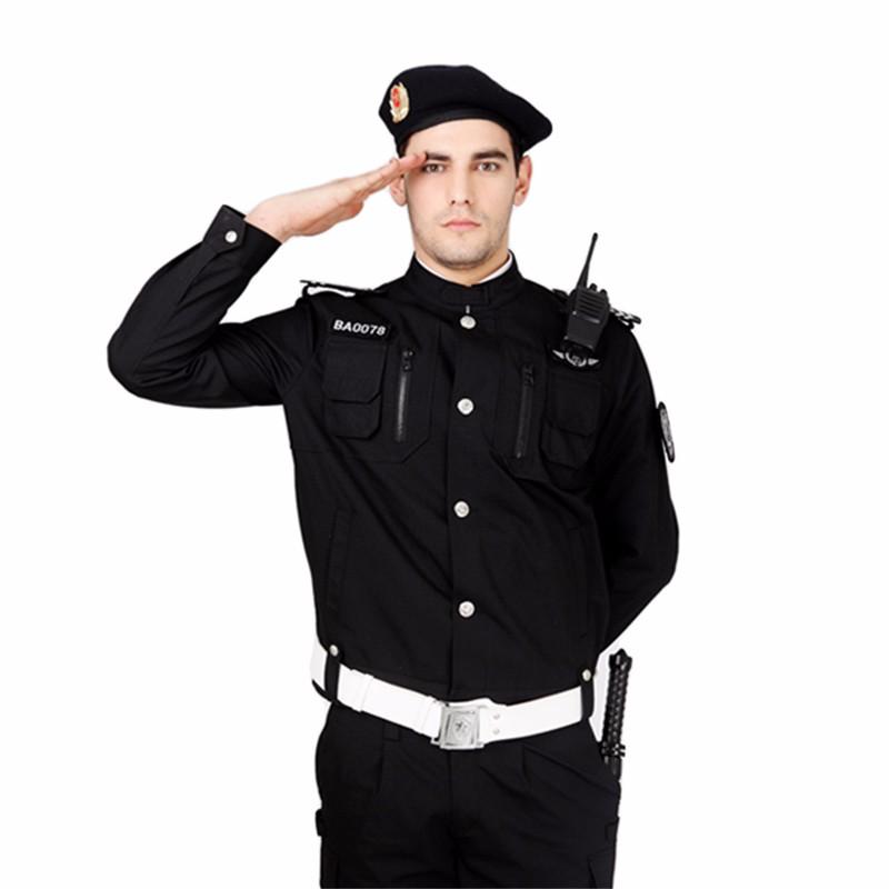 New Design Security Guard Uniform 2016 Buy Guard Uniform