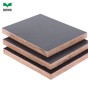 good quality 12mm shuttering plywood ply for concrete
