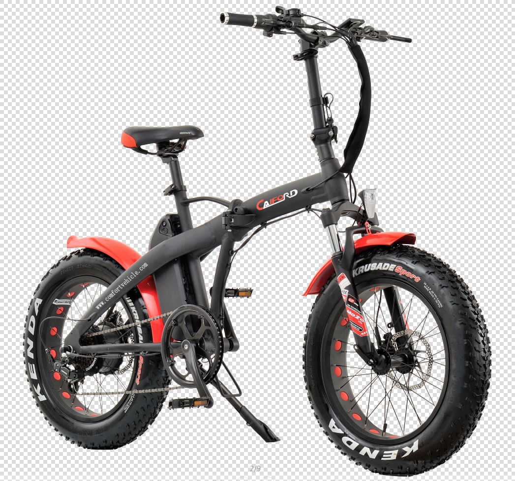 new design hot sale Folding Mid Drive electric mountain bike electric