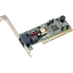U.S. Robotics V.92 56K Faxmodem - PCI - 1 x RJ-11 Modem - 56 Kbps-by US ROBOTICS