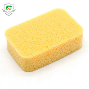 eco-friendly feature and sponge material cleaning kitchen sponge scourer
