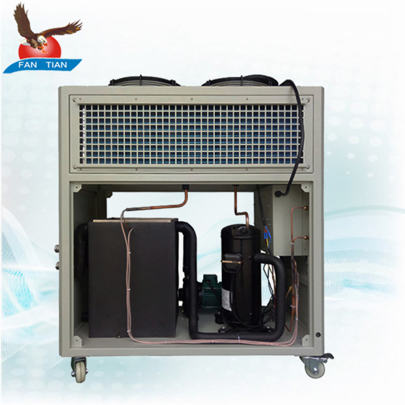 10hp Brewery Glycol Chiller Injection Water Heater Chiller
