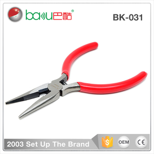Stainless Steel Plier BAKU Multifunction Type Of Plier Hand Tool Side Cutter Plier Set Stainless Steel Nipper
