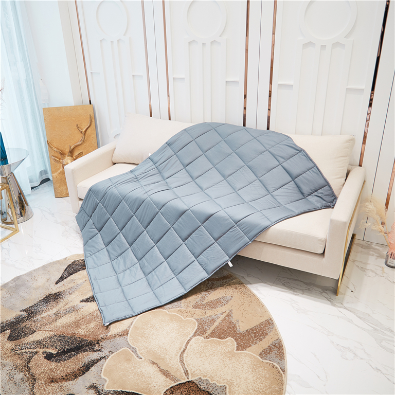 Chinese Supplier Factory Sensory weighted blankets dropshipping for Anxiety