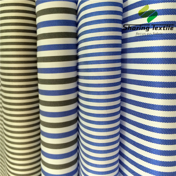 Wholesale Polyester Cationic Vertical Stripe Lining Fabric/Vertical Stripe Cationic Lining Fabric/Cationic Lining Fabric