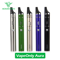 Vapeonly Aura kit 2000mAh battery 3ml atomizer Aura full kit VS Aura vaporizer pen