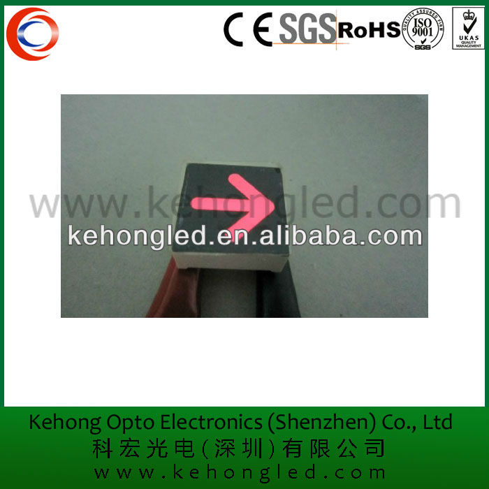 elevator operator arrow led display / led arrow display