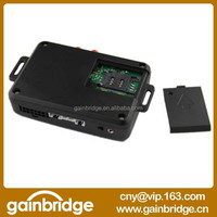 Intelligent sim card gps tracking device with web tracking system for car tracking