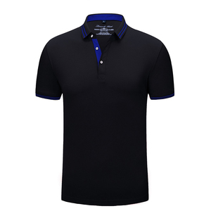 OEM cotton embroidery mens polo t shirt factory customized polo shirt men plain dri fit golf polo t-shirt