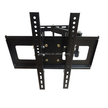 Vertically Adjustable Tv Mount For 37 55 Temovable Lcd Tv Wall