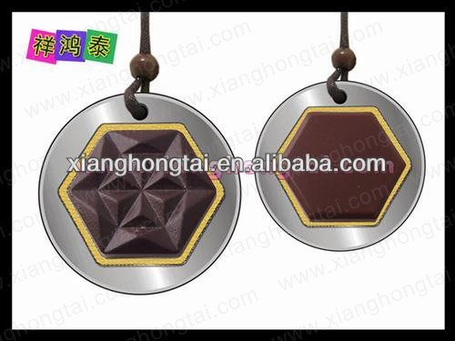 volcanic stone scalar energy pendants wholesaler made in china