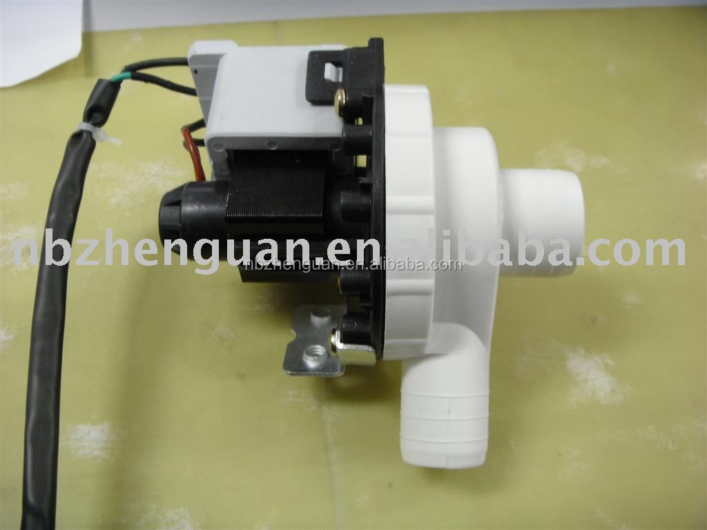 Pompe de vidange pour machine laver drain de pompe eau pompe id de produit 264164496 - Pompe a eau machine a laver ...