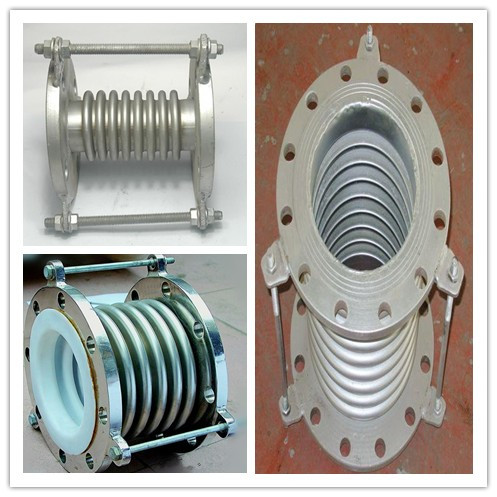 pvc pipe product flange welding Stainless Steel Material bellow type expansion joint