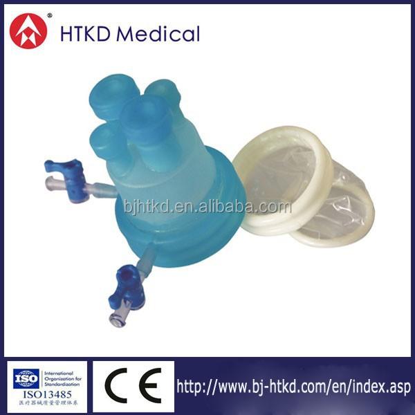 Hospital Equipment Single Port Medical Consumables Products