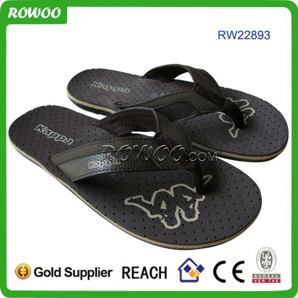 fashion italian mens leather sandals