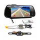 DC12V Wired/Wireless 7Inch Rear View Mirror Monitor Backup Camera System (KT-602H&KT-113)