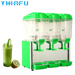 Batch Manufacturing Plush fruit hot and cool juice dispenser