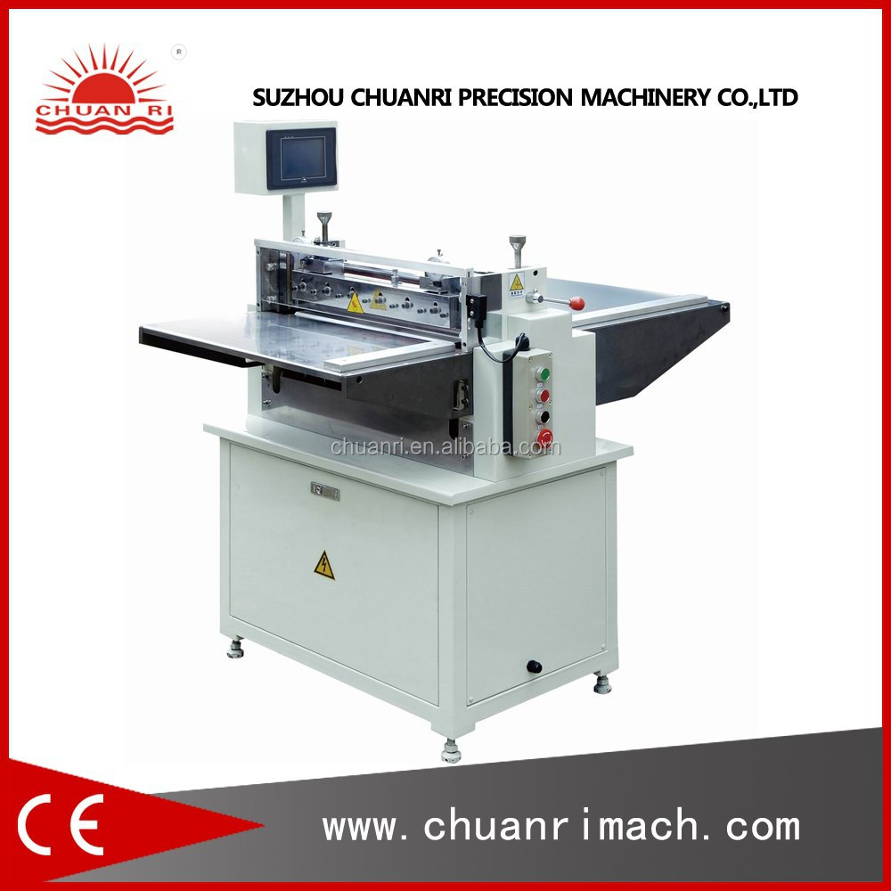 A4 Size Paper Cutting Machine Low Price From Roll To Sheet - Buy ...