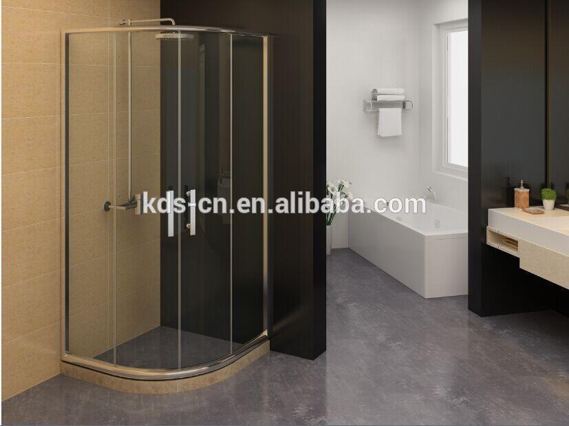 Easy installed Sliding Shower Door Parts Plastic Kds j1060