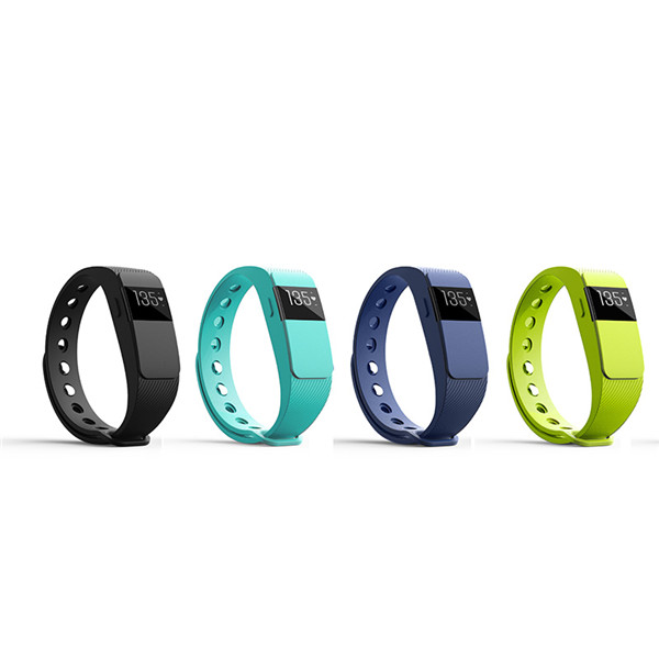 2016 Hotselling Bluetooth 4.0 Ip67 Fitness Tracker Smart Bracelet ...