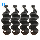 10 A Bodywave 40 Inch Brazilian Virgin Human Hair Extension Wholesale 1Bundle Deals