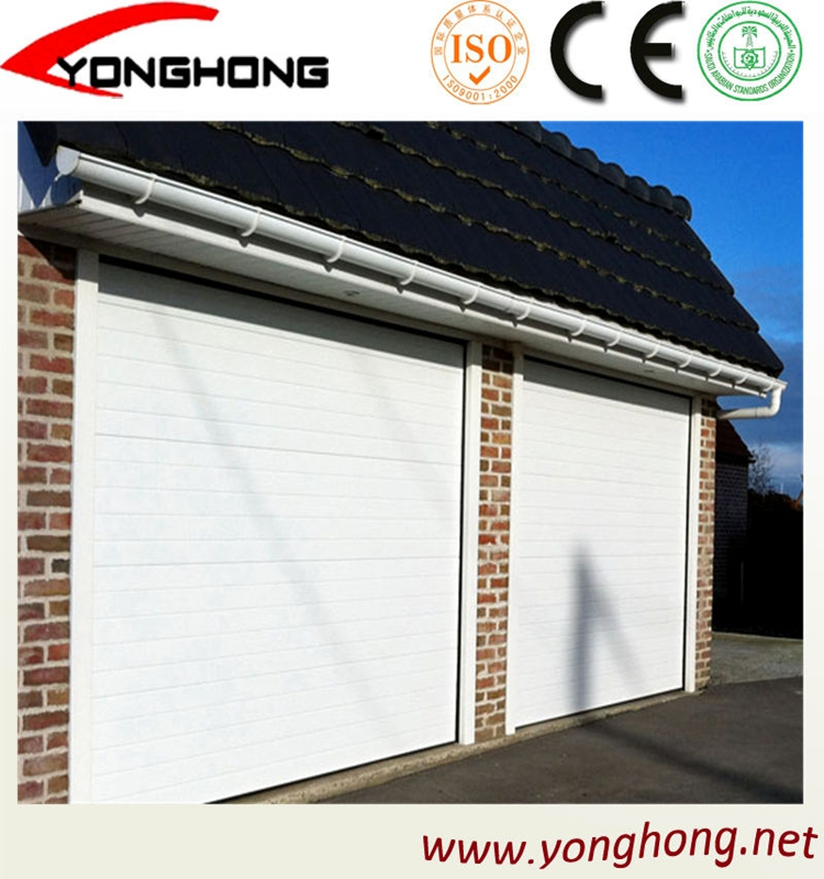Hot Sale High Quality Modern Automatic side opening garage doors