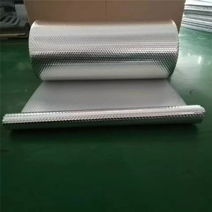 Light Weight Fireproof Aluminum Foil Bubble Thermal Insulation Material