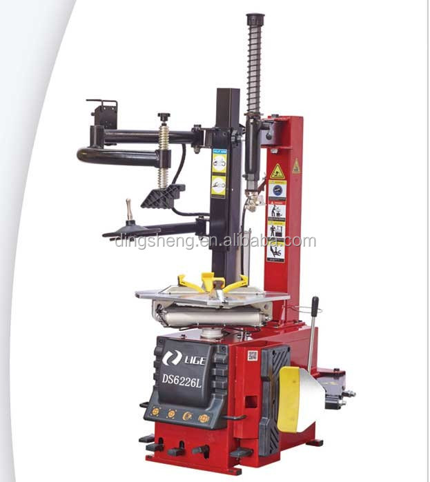 tire machine and balancer used