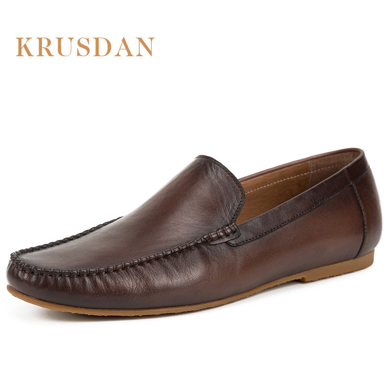 genuine quality leather loafers wholesale shoes China moccasins customized men high soft driving 7OEqI