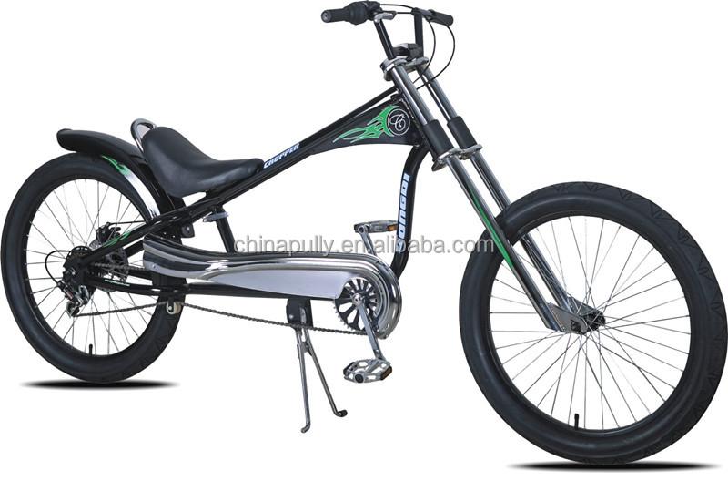 American Style Chopper Bike