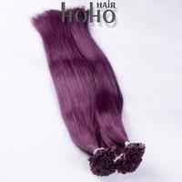 straight virgin hair hair extensions flat keratin dark auburn dark auburn hair tips