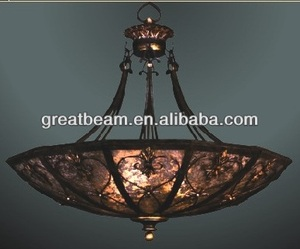 18 year factory- chandelier lighting for hotel use D1964