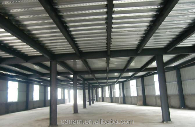 Structural Steel Workshop and Warehouse-Pre engineered Steel Buildings