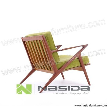 CH279 Solid Wooden Armchair Z Chair By Dtlb