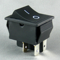 24V LED rocker switch waterproof cover