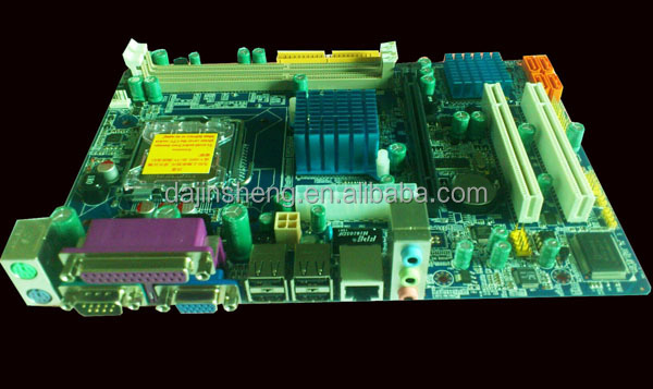 New Model Of G41 775 Motherboard Ddr3