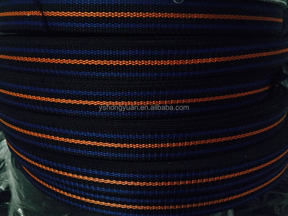 tope sales 1.5 inch flat color webbing