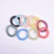 Bulk Telephone Cord Spiral Hair Tie Curly Hair Holder Coil Hair Tie