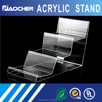 direct manufacture retail acrylic shoe display/stand/rack