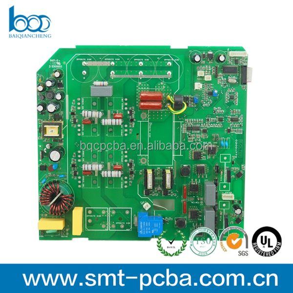 Digital Video PCB Assembly, One Stop PCB/PCBA with OEM/ODM/EMS Services