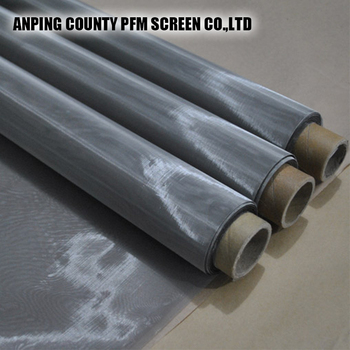 Ultra Thin Metal Screen 80 Micron Stainless Steel Wire