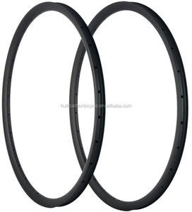 HULKSPORTS mountain bike carbon wheel rim tubeless 29er mtb carbon rims hookless 29 inch carbon fiber rim