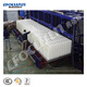 Power saving 15MT direct refrigeration system block ice plant