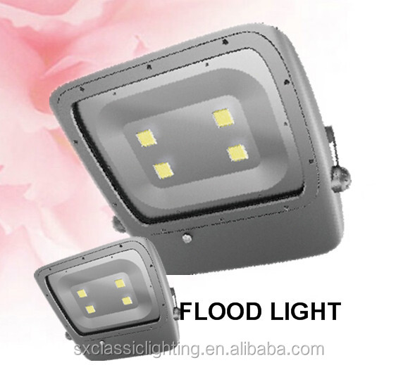 TUV GS UL DLC led outdoor lighting fixture floodlight 10w metal halide flood light 250w