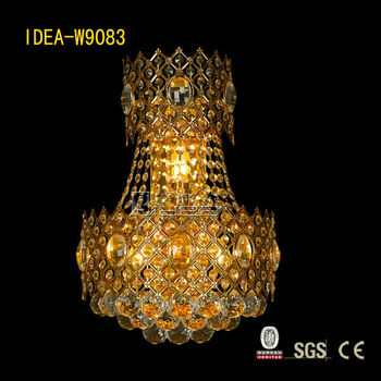 W9083 Gaomin factory hotel hall dining room basketball wall lamp lightings