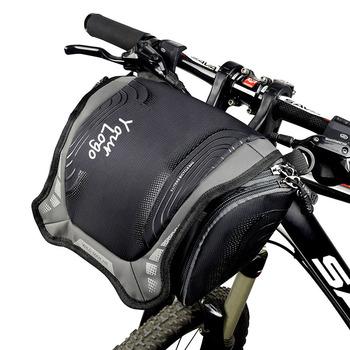 Manufacturer Waterproof Canvas Handlebar Bag Bike Saddle