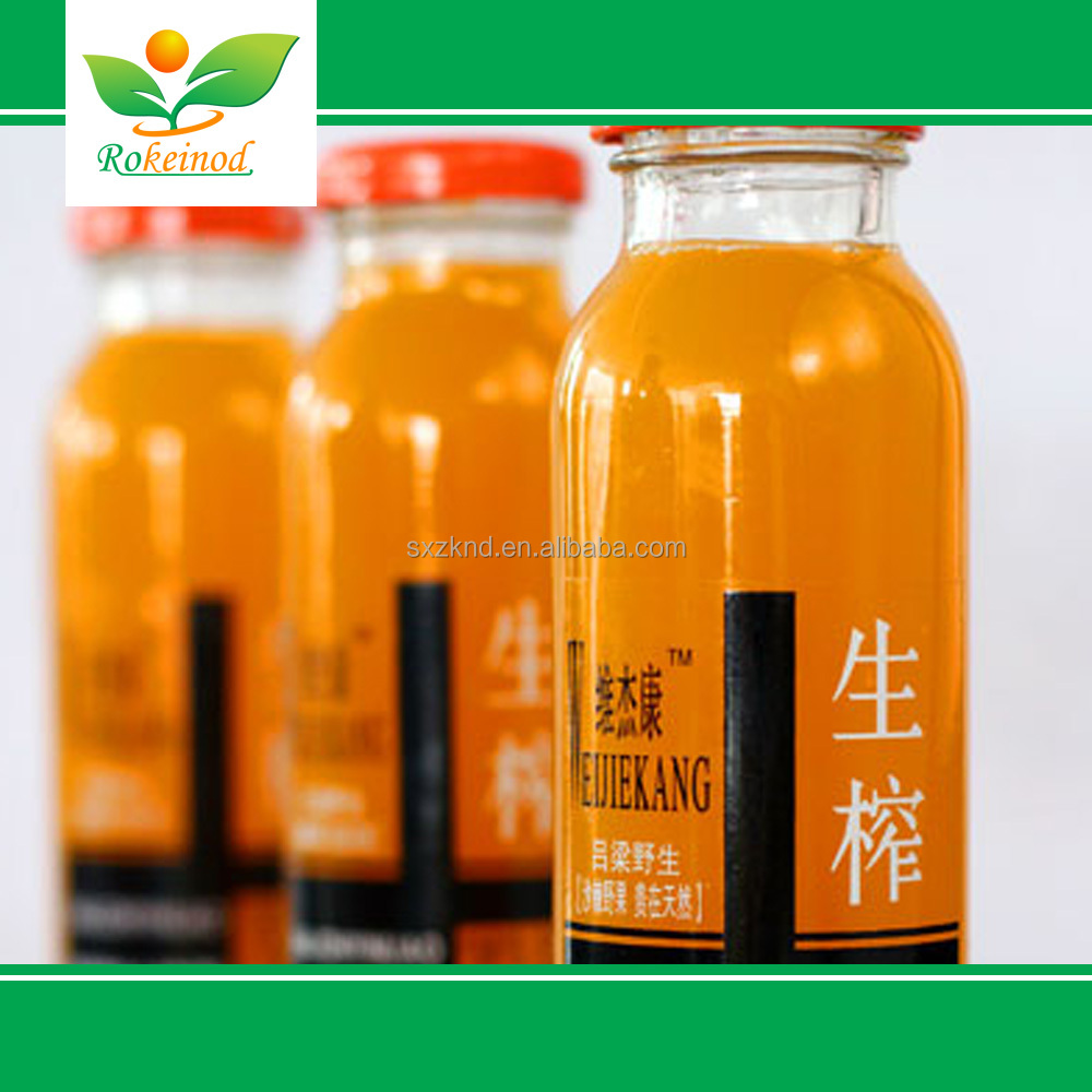 Fresh Sea-buckthorn Concentrated Juice For Fruit Beverage